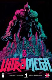 ULTRAMEGA BY JAMES HARREN #1 CVR A HARREN & STEWART (MR)