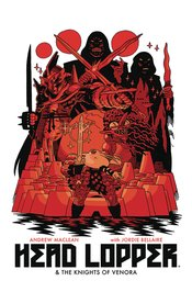HEAD LOPPER TP VOL 03 KNIGHTS OF VENORA (MR)