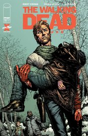 WALKING DEAD DLX #10 CVR A FINCH & MCCAIG (MR)