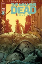WALKING DEAD DLX #11 CVR B MOORE & MCCAIG (MR)