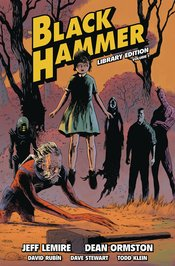 BLACK HAMMER LIBRARY ED HC VOL 01