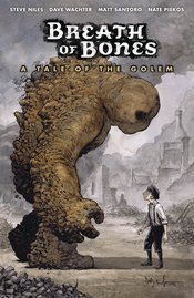 BREATH OF BONES A TALE OF GOLEM TP (MR) (C: 0-1-2)