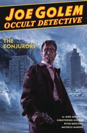 JOE GOLEM OCCULT DETECTIVE HC VOL 04 (C: 0-1-2)